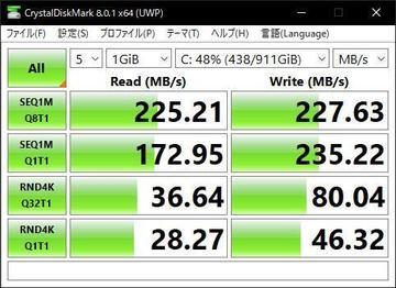 CrystalDiskMark_20210213SSDCドライブ速度測定.jpg